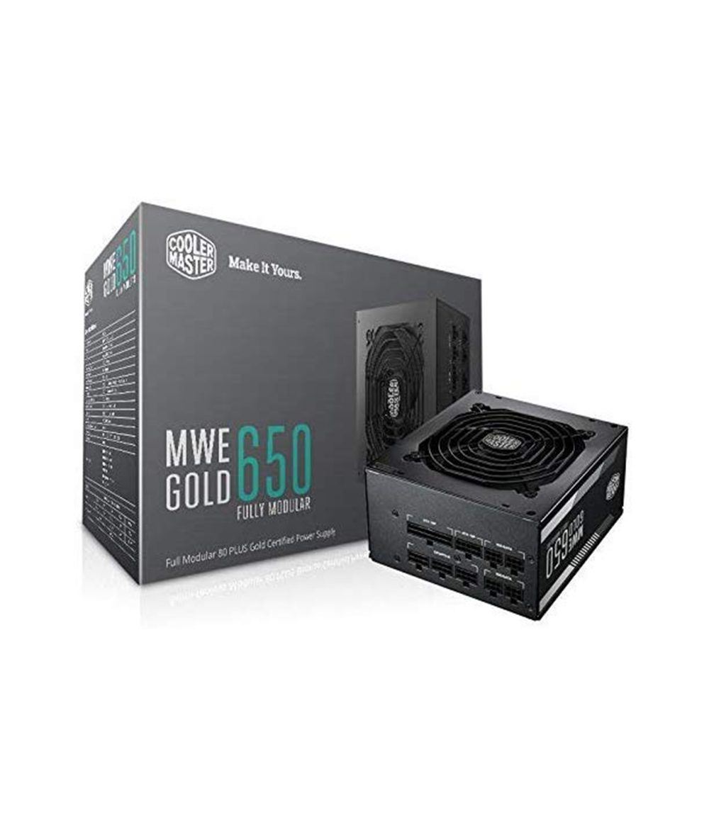 POWER SUPPLY         Cooler Master MWE GOLD