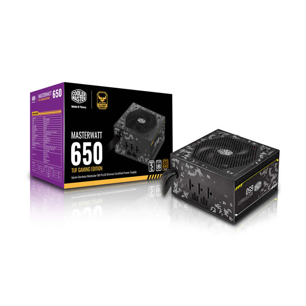 POWER SUPPLY        COOLER MASTER MWE BRONZE