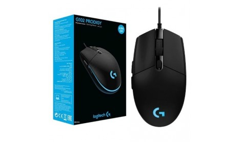 GAMING MOUSE LOGITECH